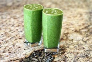 gruene smoothies zur entgiftung der zirbeldruese